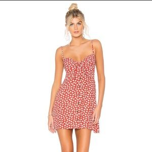faithful the brand rodeo dress, Danica floral XS